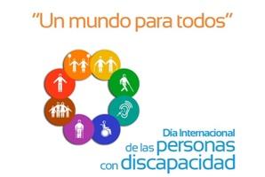 DIA INTERNACIONAL DE PERSONAS CON DISCAPACIDAD